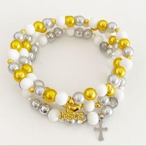 Encouragement Gift Bible Bracelet Gift for Women